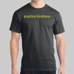 Official Mens Practice Kindness T-shirt